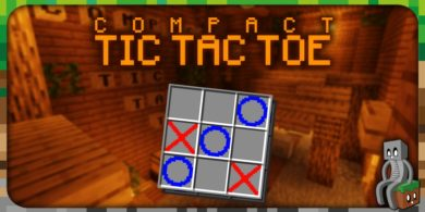 Compact TIC TAC TOE