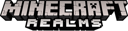 Logo Minecraft Realms