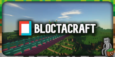 Resource Pack : Bloctacraft