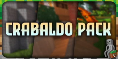 Resource Pack : Crabaldo Pack