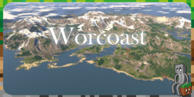 Map : Worcoast
