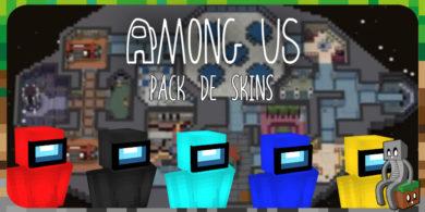 Pack de Skins : Among Us