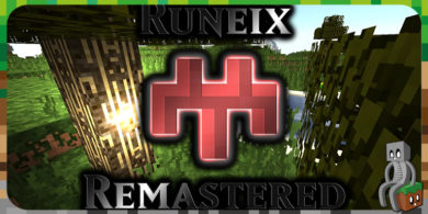 Resource Pack : Runeix Remastered [1.16]