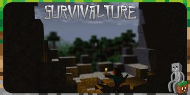 [Resource Pack] Survivalture