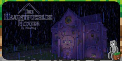 Map : The Hauntpuzzled House