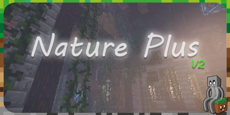 Resource Pack : Nature Plus V2