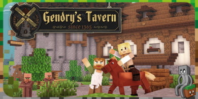 "Map : Gendry""s Tavern"