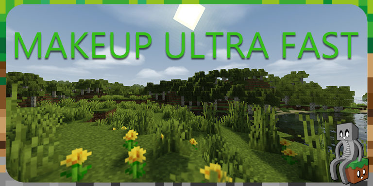 MakeUp Ultra fast - Shaders