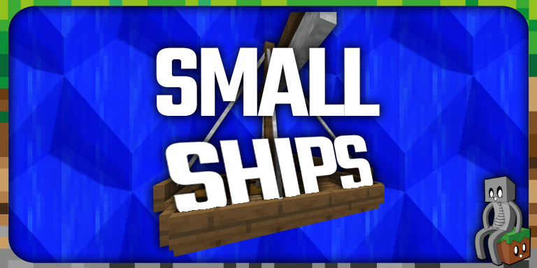 Mod : Small Ships