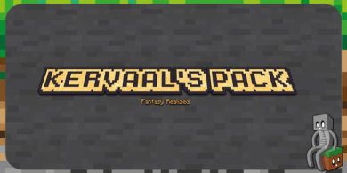 Resource Pack : Kervaal's Pack [1.16]