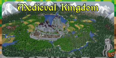 Map : Medieval Kingdom