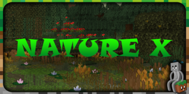 Resource Pack : Nature X