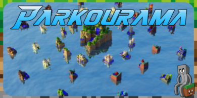 Map : Parkourama